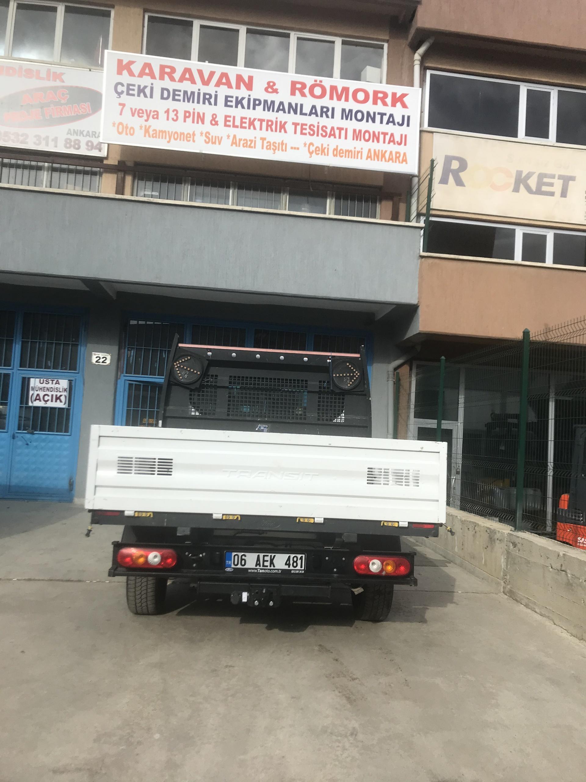 USTA MÜHENDİSLİK OTO DİZAYN ANKARA 043